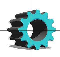 use 3D rotate Tool
