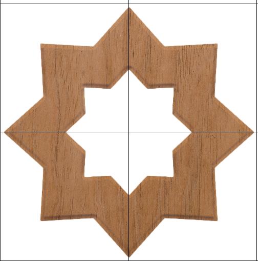 wooden- polygon