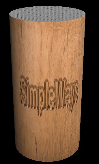 3D Cylinder