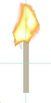 Flame of settings -2