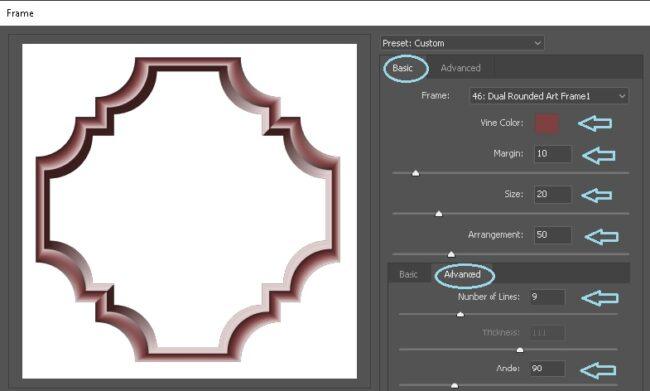 Post - 36 - Decoration Frame Settings-2